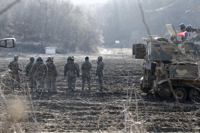 Reports: U.S., South Korea to commence scaled-down military exercises