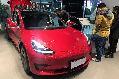 Chinese EV company Xpeng undercuts Telsa's price for sedan