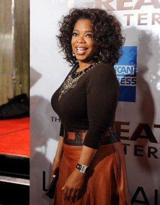 Oprah Winfrey to appear on '30 Rock'