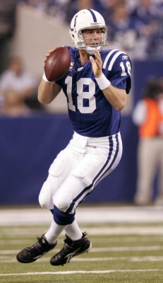 Peyton Manning leads AFC players