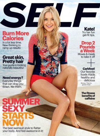 Kate Hudson on her mother's advice: 'Men can come and go'