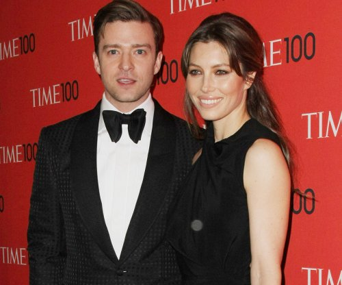 Jessica Biel celebrates 33rd birthday in LA with Justin Timberlake