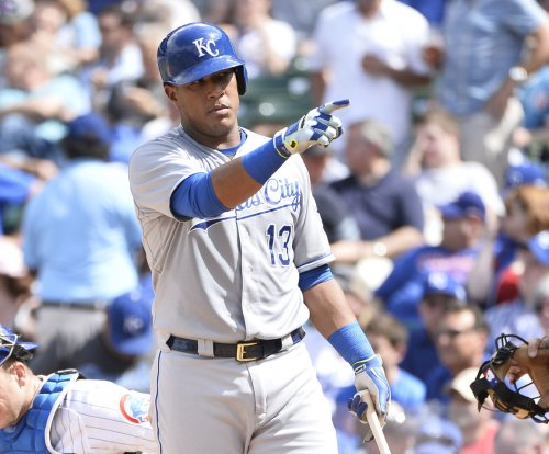 Salvador Perez leads Kansas City Royals past Justin Verlander, Detroit Tigers