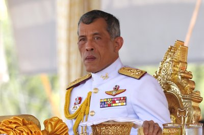 Thailand's new King Maha X ascends throne