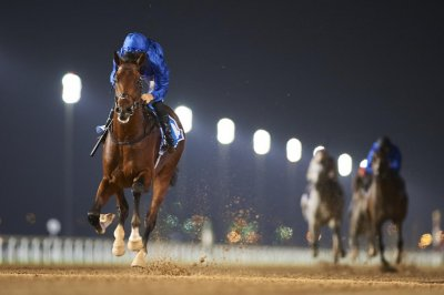 UPI Horse Racing Roundup: McCracken, Iliad and Thunder Snow win Derby preps