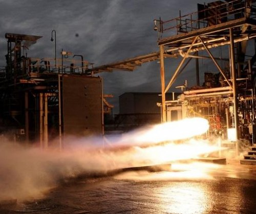 Aerojet Rocketdyne tests 3D-printed rocket