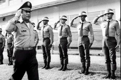 Panama's ex-dictator Manuel Noriega dead at 83