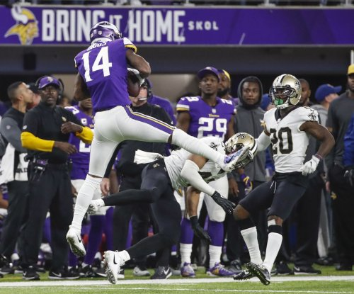 Young secondary dooms New Orleans Saints in loss to Vikings