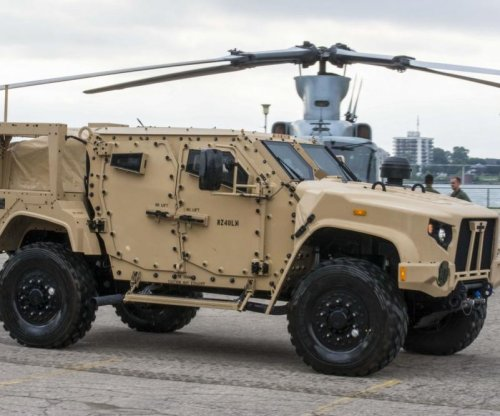 Army contracts with Oshkosh for tactical vehicles
