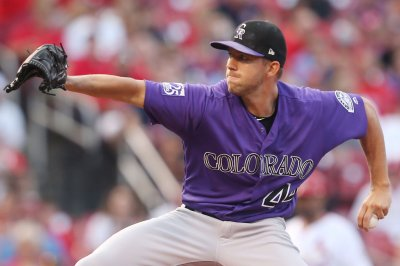 Rockies aim knot vs. Brewers in Game 2