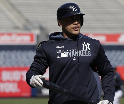 Yankees' Giancarlo Stanton will begin rehab assignment Monday