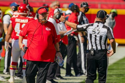 Chiefs' Britt Reid, son of coach Andy Reid, involved in car accident