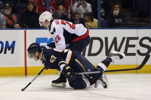 NHL: St. Louis 4, Washington 3 (SO)