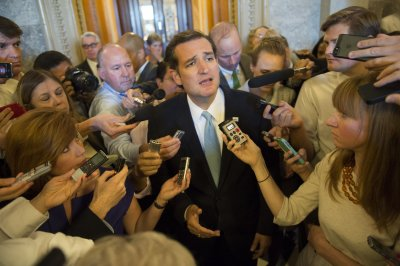 Senate advances stopgap spending bill, Cruz talkathon ends