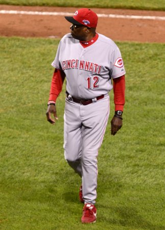 Dusty Baker out as manager of the Cincinnati Reds