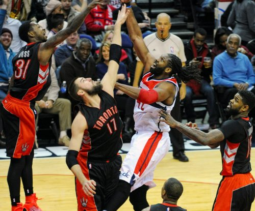 Washington Wizards head north of the border to face Toronto Raptors