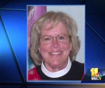 Baltimore female bishop charged with manslaughter