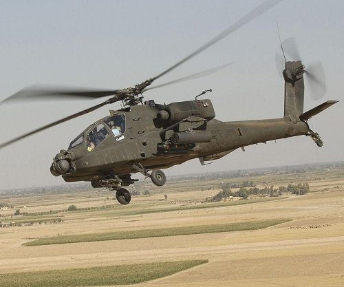 Lockheed Martin receives logistics deal for Apache helicopter system