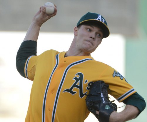 Oakland Athletics RHP Sonny Gray scratched from start due to food poisoning