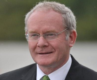 N. Ireland's Deputy First Minister McGuinness resigns over energy scandal