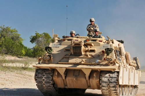 U.S. Army purchases additional HERCULES vehicles