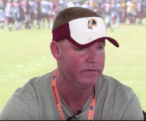 Washington Redskins fire GM Scot McCloughan