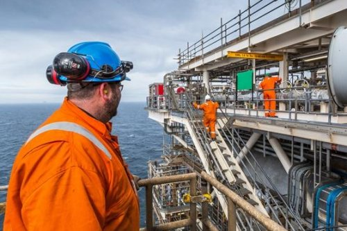 Maersk Oil gets new oil out of the North Sea