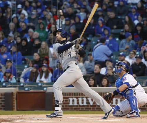 Milwaukee Brewers LF Ryan Braun returns to DL with calf injury