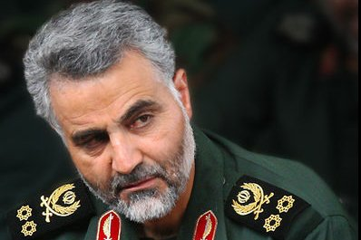 Terrorist commander is behind Iran's meddling in Iraq
