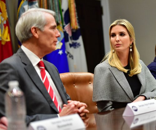 Ivanka Trump holds roundtable on online sex trafficking bill