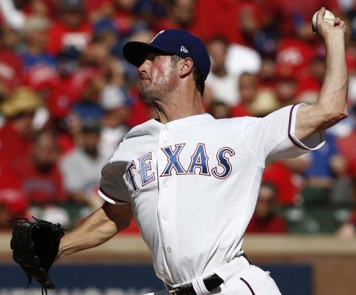 Cole Hamels starts opener as Rangers visit White Sox