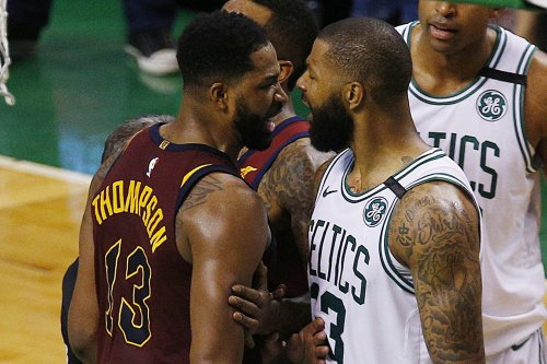 Boston Celtics return to friendly confines after dropping two in Cleveland