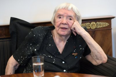 Russian civil rights leader Lyudmila Alexeyeva dead at 91