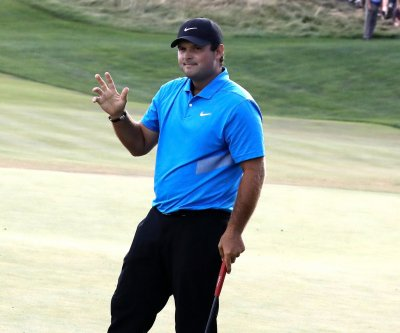 Presidents Cup golf: USA's Patrick Reed responds to cheating claim