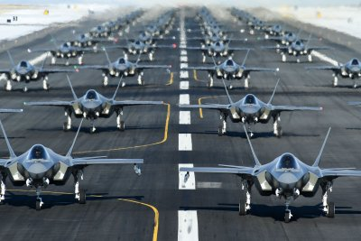 F-35As at Hill AFB reach full warfighting capability