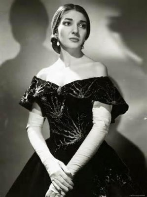 Athens museum to honor opera star Maria Callas