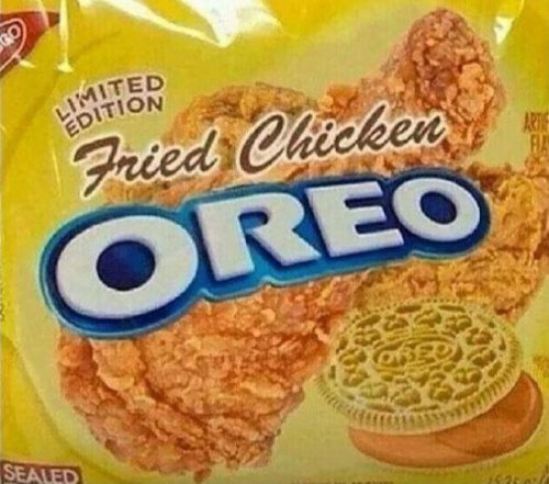 Worst or best news ever? Fried Chicken Oreos are not real