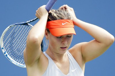 Sharapova, Kvitova ousted; Wozniacki reaches Porsche QFs