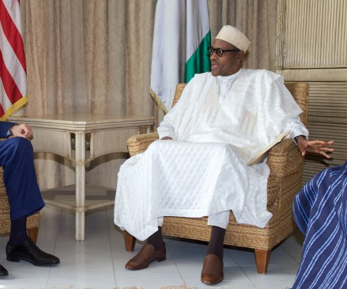 Nigeria's new president visits Obama at White House to discuss Boko Haram