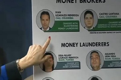 Nearly two dozen players named in major scheme to wash drug money in Miami, officials say