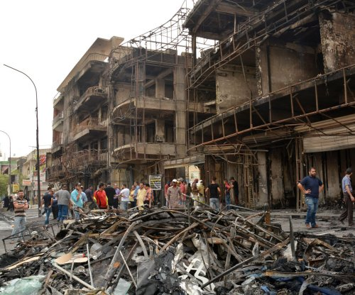 Islamic State bombing in Baghdad kills 9 ahead of Muslim holiday