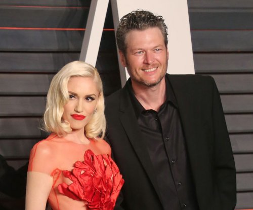Blake Shelton tweets Gwen Stefani on her birthday: 'Never break my heart'