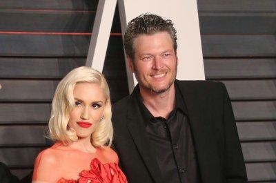 Blake Shelton tweets Gwen Stefani on her birthday: 'Never break my heart'
