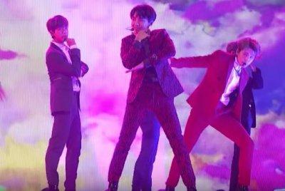 BTS perform 'Idol' on 'America's Got Talent'