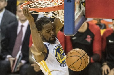 Golden State Warriors star Kevin Durant to miss Game 2 against Portland Trail Blazers