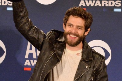 Thomas Rhett's 'Center Point Road' tops U.S. album chart