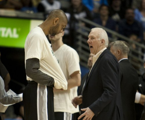 Former San Antonio Spurs star Tim Duncan joins Gregg Popovich's staff