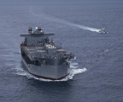 USS 'Woody' Williams conducts training exercises with Senegalese navy