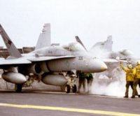 Marines' F/A-18 Hornets finish final aircraft carrier deployment