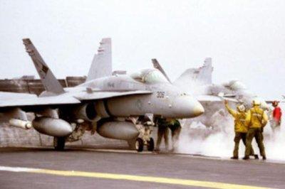 Marines' F/A-18 Hornets finish final aircraft carrier deployment